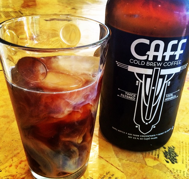 Keep Your Cool: CAFF Cold Brew Coffee Hits the Market