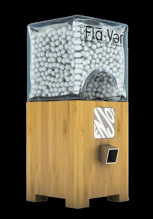 flaver-candy-dispenser