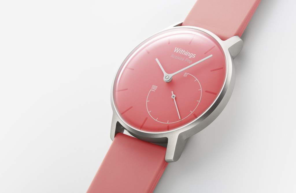 Get Moving with the Help of Withings Activité Pop