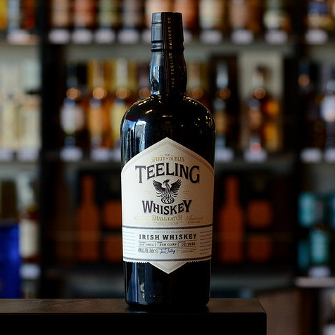 Make Sure Irish Whiskey Is On Your Radar