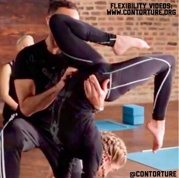 CONTORTURE: Contortion, Just for You