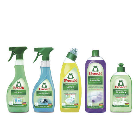 Keep Your Home Fresh and Clean with Frosch