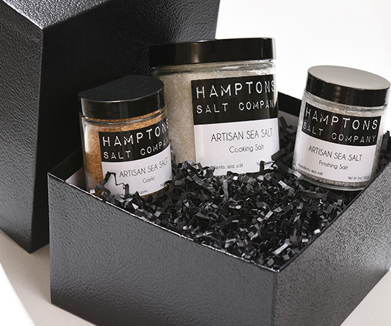 Spice Up Your Dishes with Hamptons Salt Company