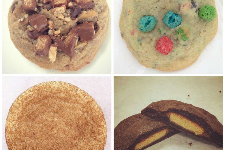 A New Cookie to Win Your Heart