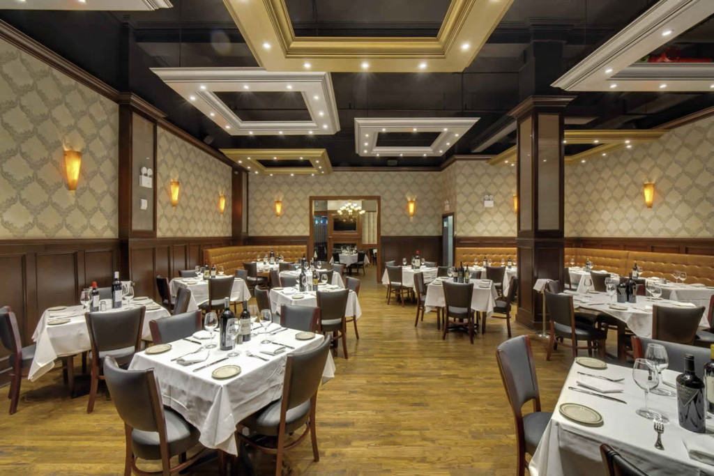 Rocco Steakhouse is Welcomed to Flatiron