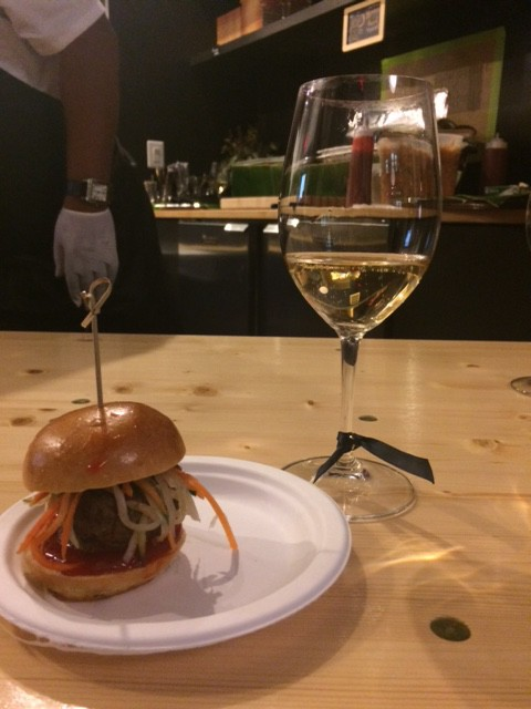 burgers and bubbles