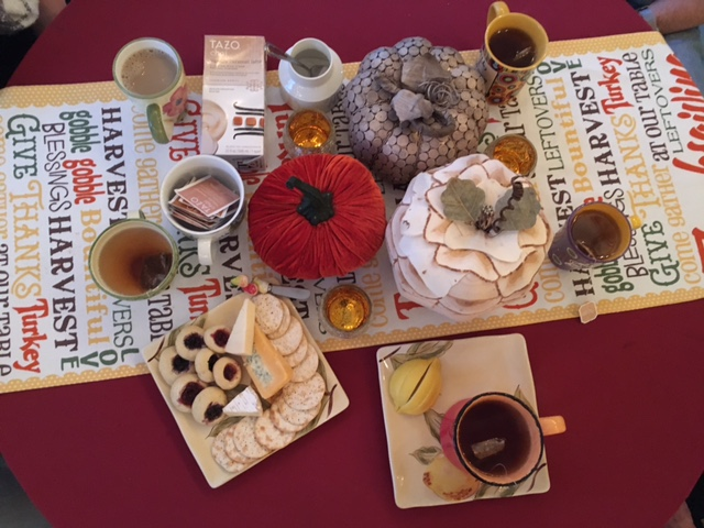 Host a Tea Party with Tazo Tea