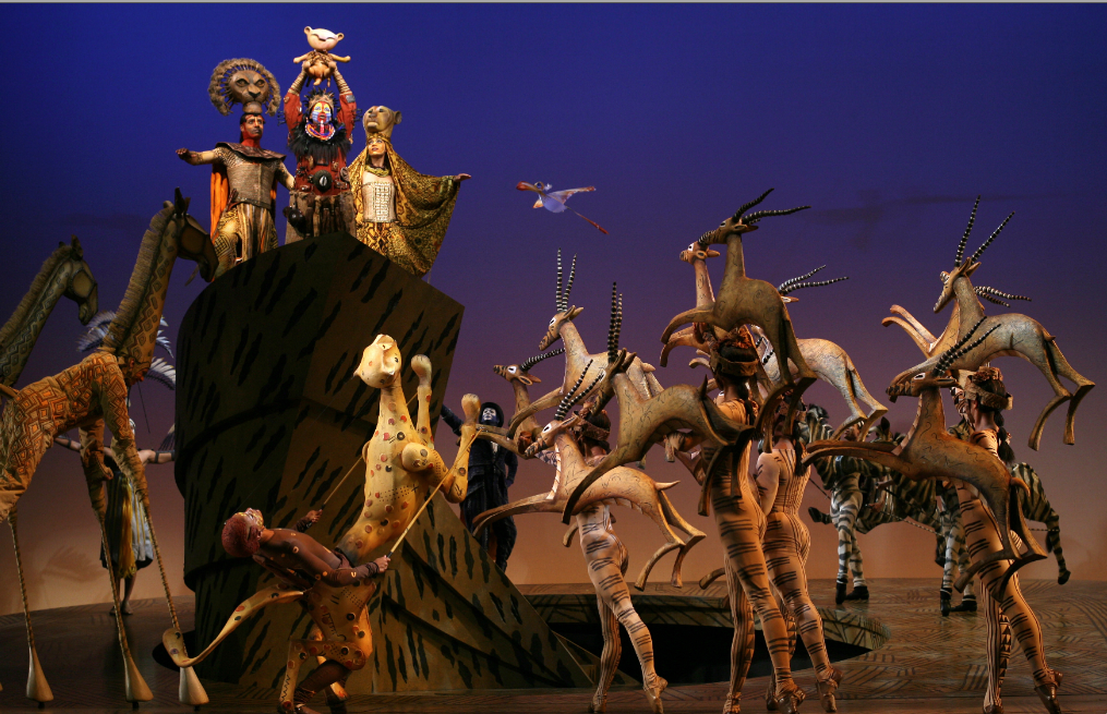 Relive Your Childhood with The Lion King on Broadway