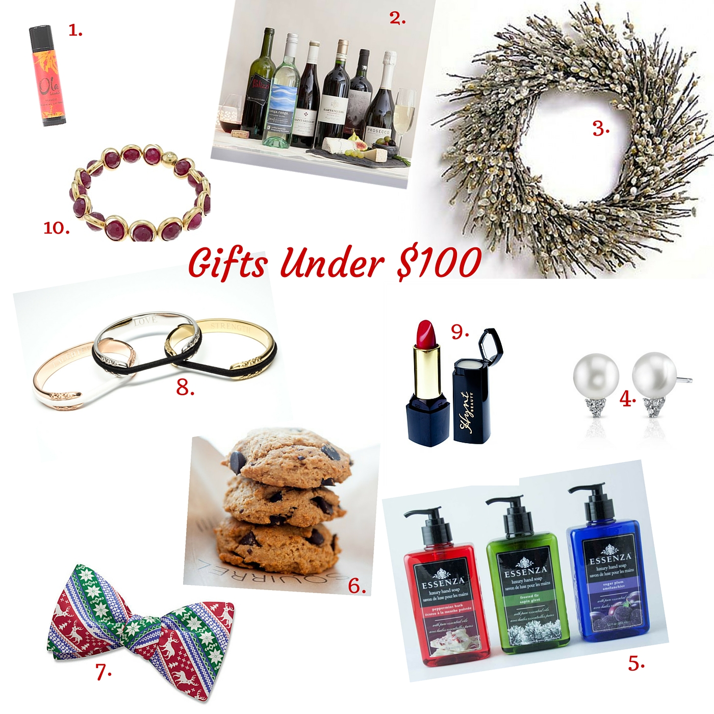 Last Minute Holiday Gifts for Under $100