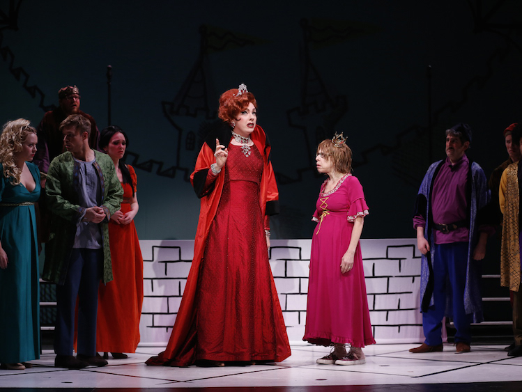 """Once Upon A Mattress"" is Forgettable but Definitely Entertaining"