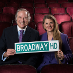 Interview with BroadwayHD's Bonnie Comley and Stewart Lane