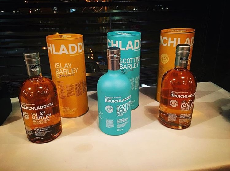 Straight From Islay: Bruichladdich Whisky