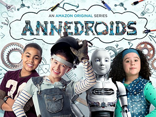 "Meet Addison Holley, Emmy Nominated Actress from Amazon's ""Annedroids"""