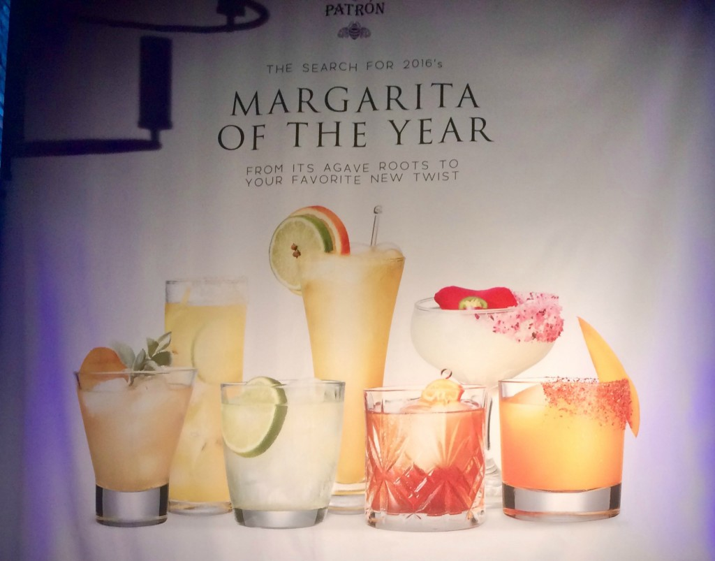 Patrón's Margarita of the Year