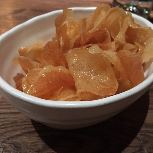 oiji honey butter chips