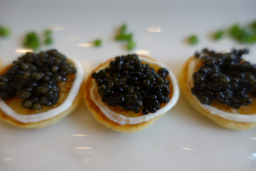 Score Champagne & Caviar on the Upper West Side