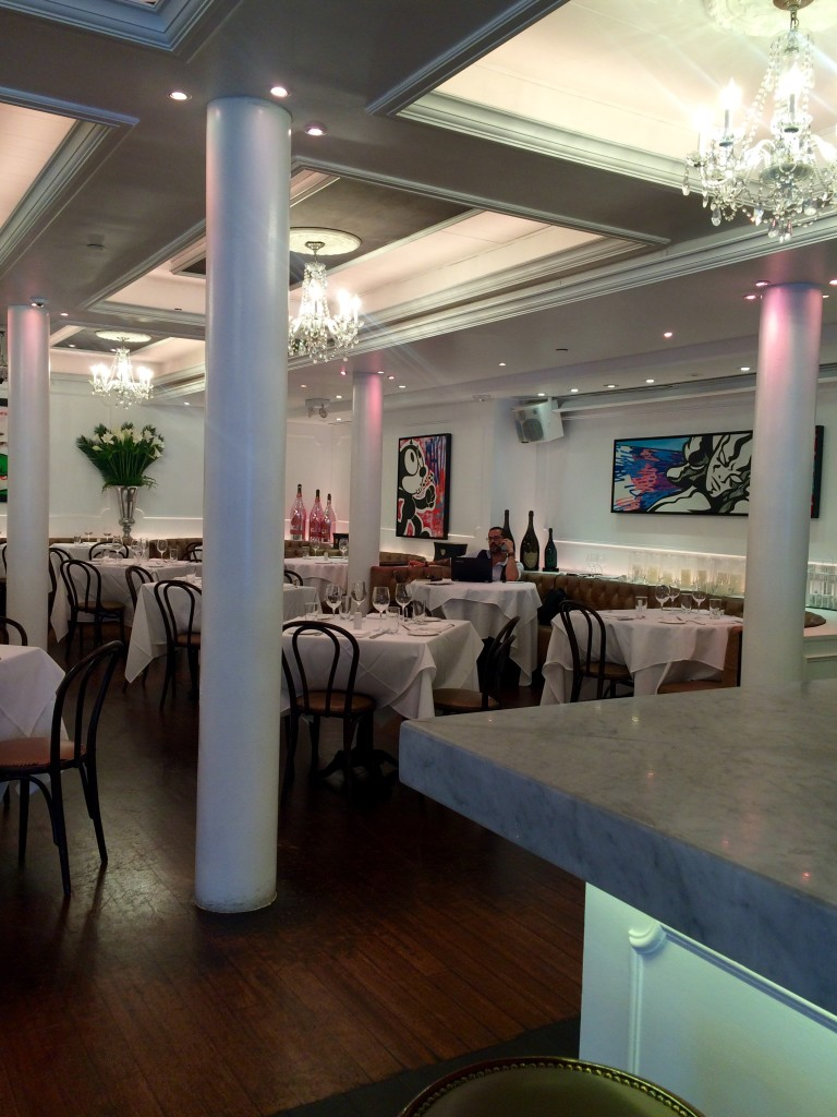 Bagatelle Heats Up with a Prix Fixe Lunch