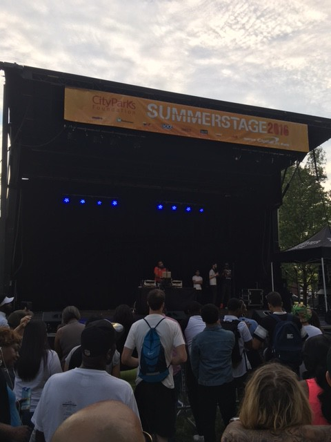 Celebrate Your Local Parks & Rec with the Summer Stage Concert Series