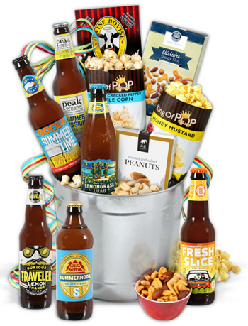 Giveaway: The End of Summer Just Got Better Thanks to Gourmet Gift Baskets