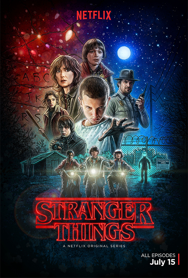 Get Strange with a Stranger Things Viewing Party