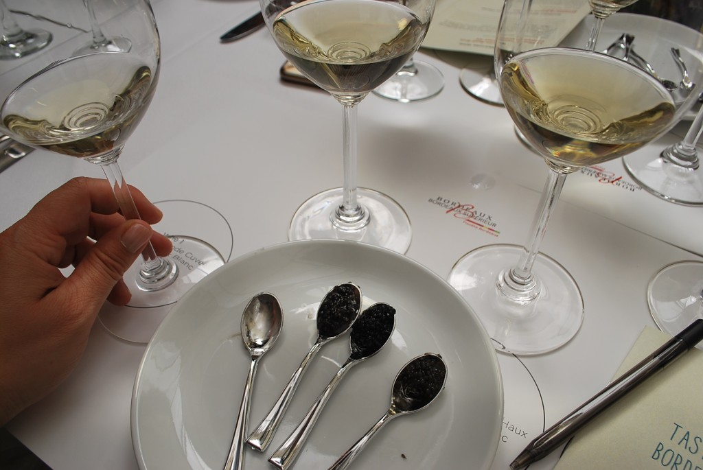 Elevate Your Palate and Your Status with Bordeaux and Caviar