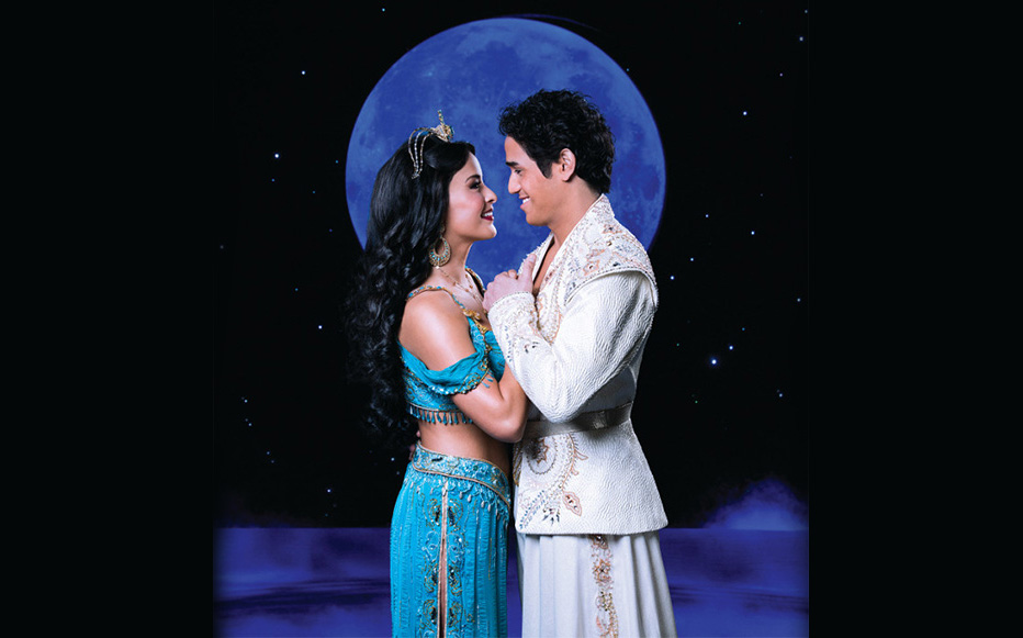 A Diamond in the Rough: Aladdin on Broadway
