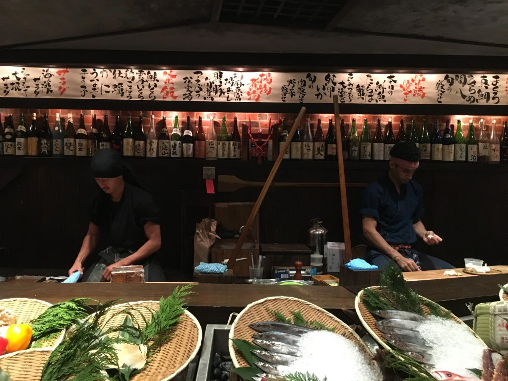 Celebrate the Harvest the Japanese Way at Robataya