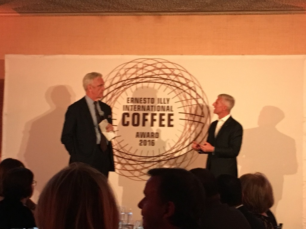 Illy Hosts the First Annual International Coffee Awards