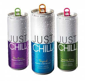 Just Chill: The World's First Calming Drink