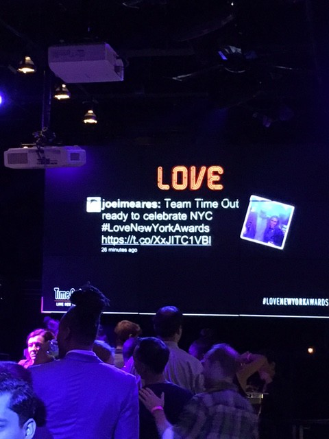 Time Out NY Love Awards Brings New Yorkers Together