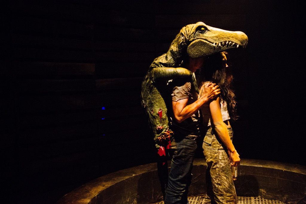 """Alligator"" is a Tale of Two Plays; One Has Bite"