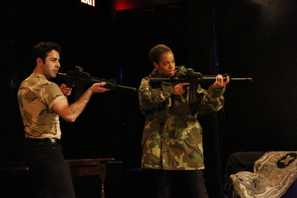 """The """"Fire This Time Festival"""" Has Become One of the Best Short Play Festivals"""