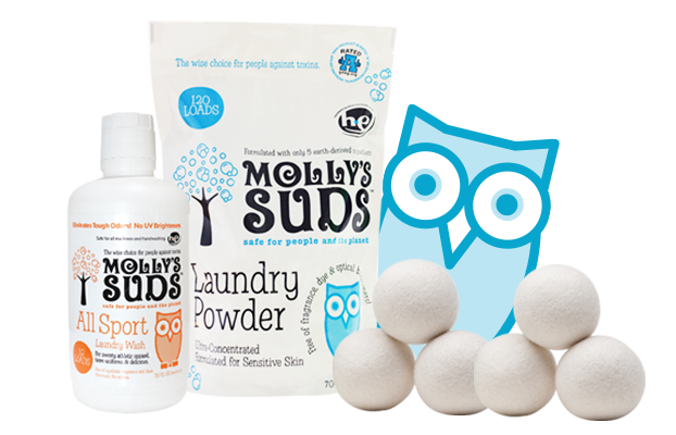 Molly's Suds is Your Secret Weapon to Bright & Clean Clothes