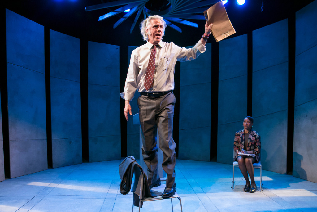 """Kunstler"" Sets to Explore the Man, Digs Into the Politics"