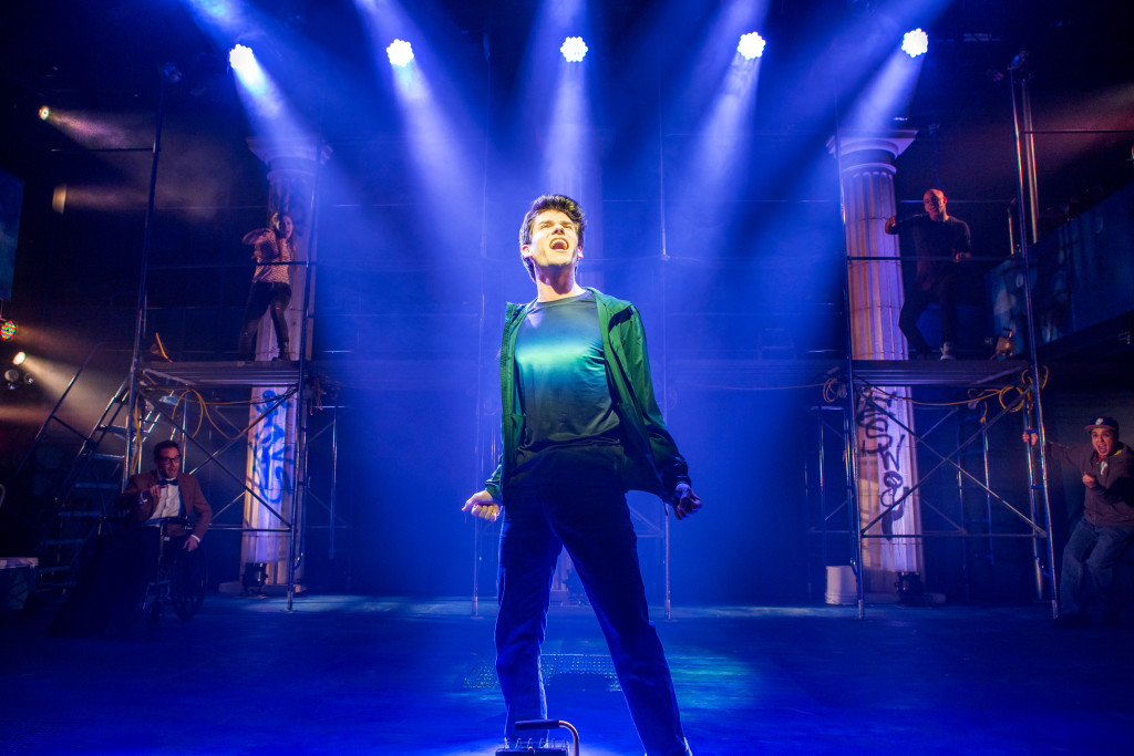 """The Lightning Thief – The Percy Jackson Musical"" Is A Fun Surprise"