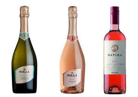 Toast to Spring with Bolla & Natura Wines