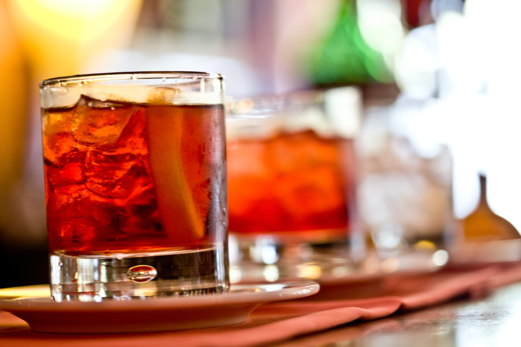 How To Celebrate Negroni Week