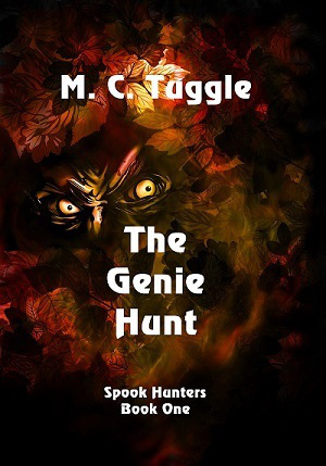 The Genie Hunt Puts A Supernatural Twist On The Usual Mystery Novel