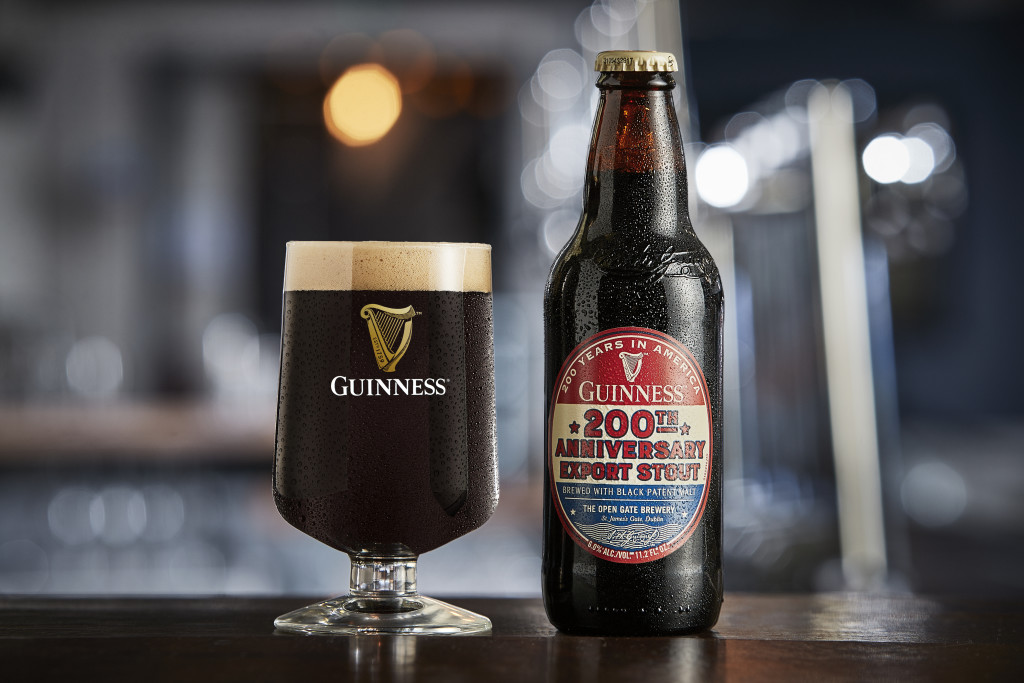 Guinness Celebrates Its 200th Birthday in America