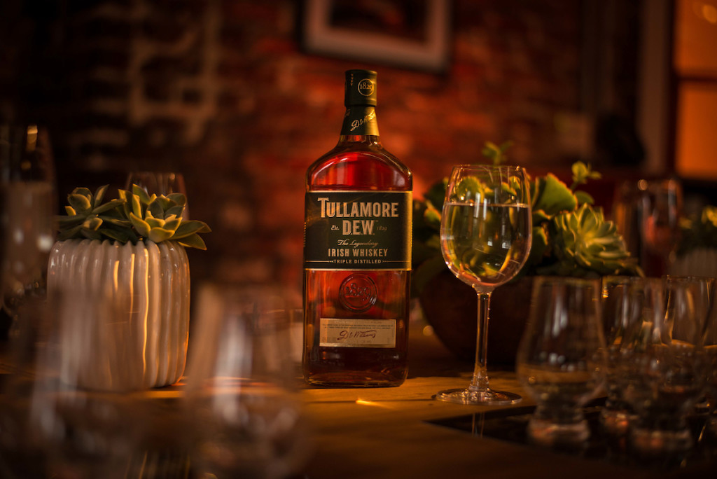 Blending in and Standing Out with Tullamore D.E.W.