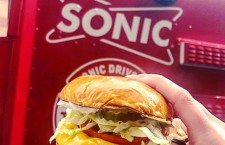 SONIC Drive-In Launches Low-Cal Blended Burgers