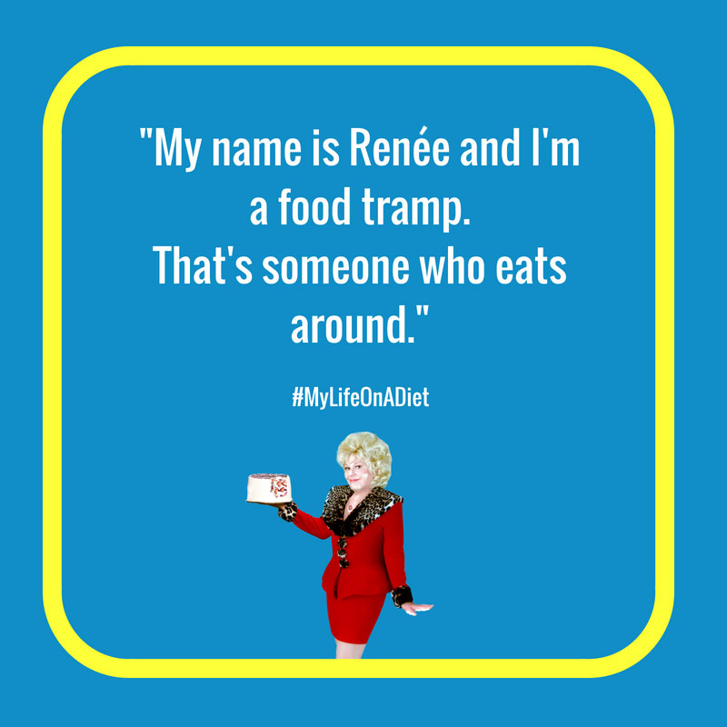 "A Review of Renee Taylor's ""My Life on a Diet"""