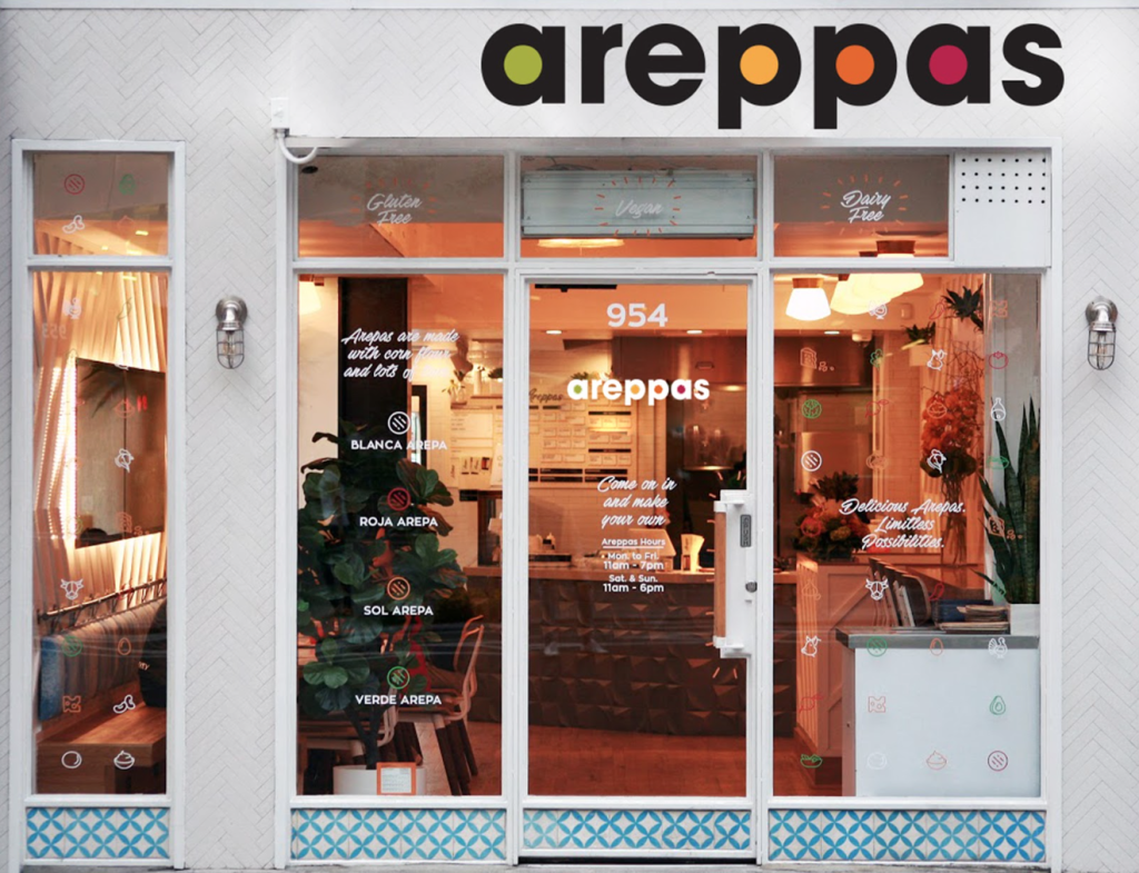 Areppas Celebrates One Year in New York City