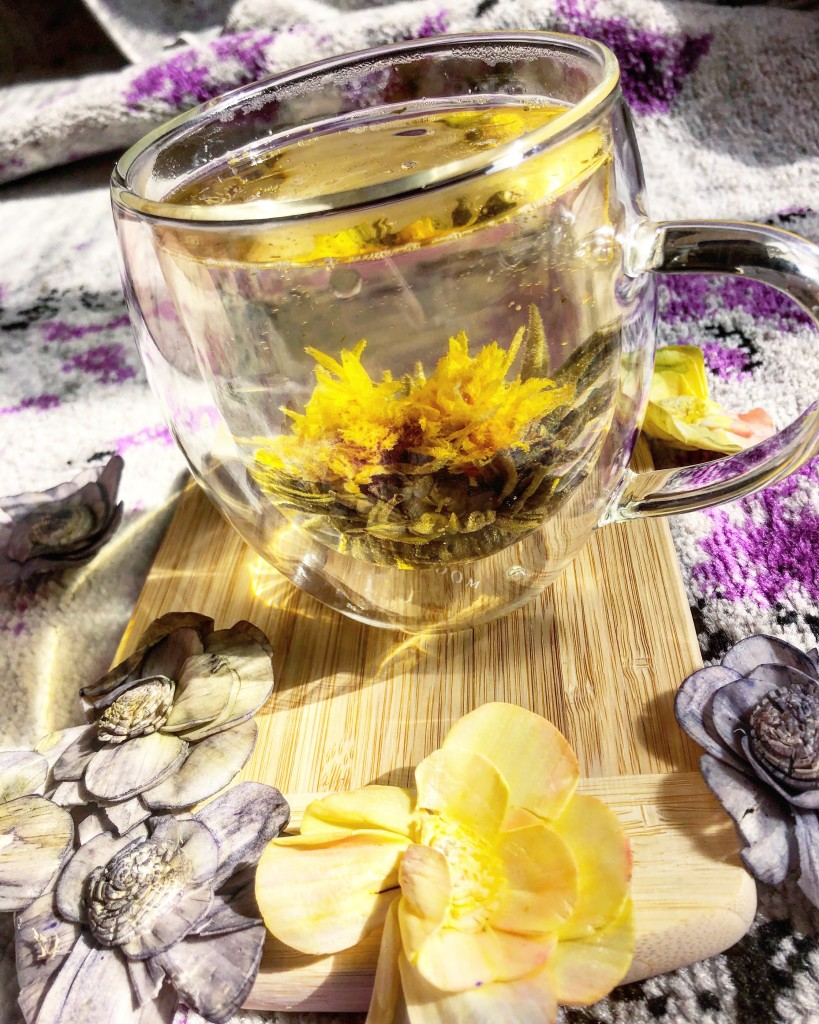 Flowering Teas Are The New 'It' Drink