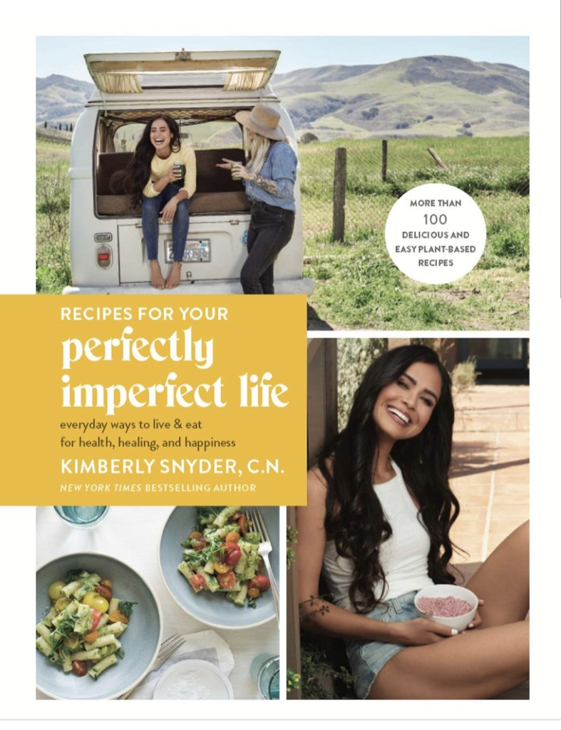 Recipes For Your Perfectly Imperfect Life Cover