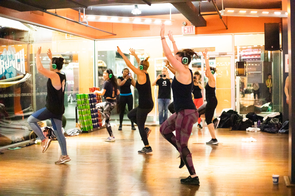 Shh…There's a New Dance Party Workout in Town
